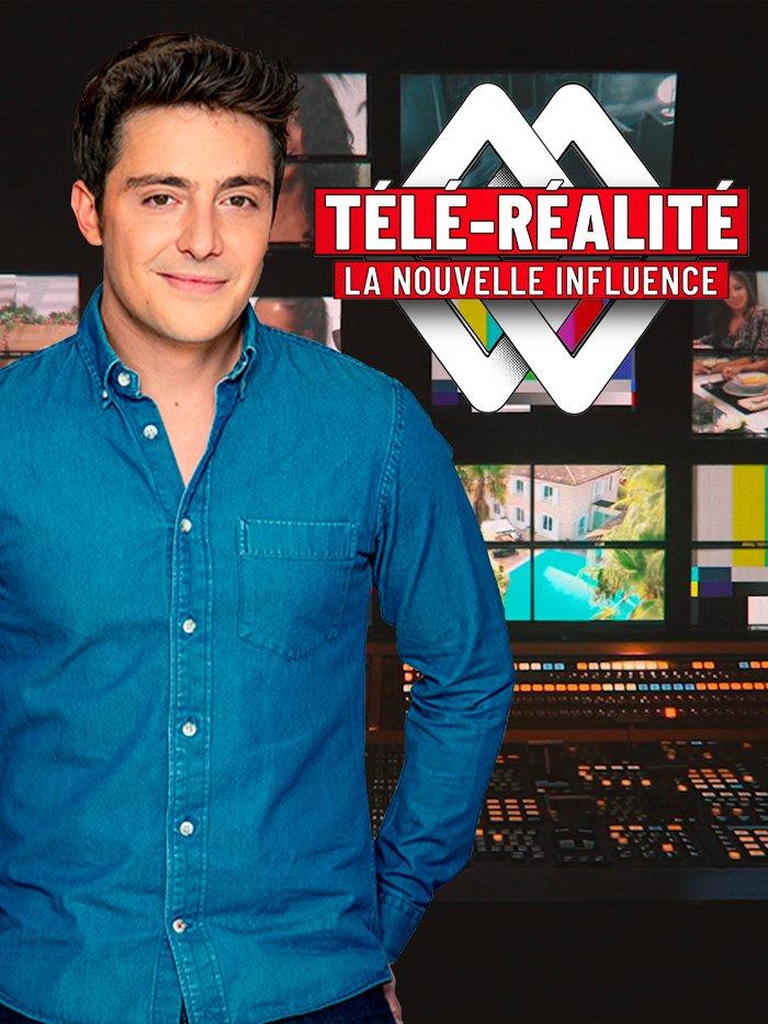 Martin Weill - Télé-réalité : la nouvelle influence