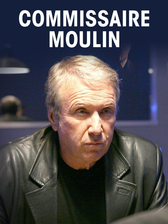 Commissaire Moulin, police judiciaire