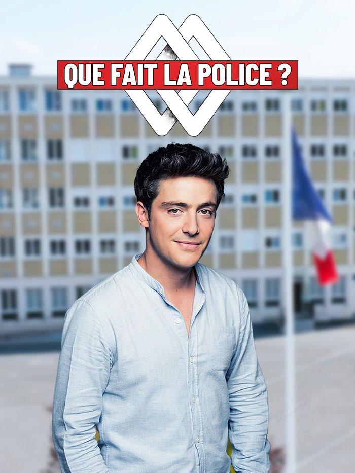 Martin Weill - Que fait la police ? Enquête sur la crise chez les policiers