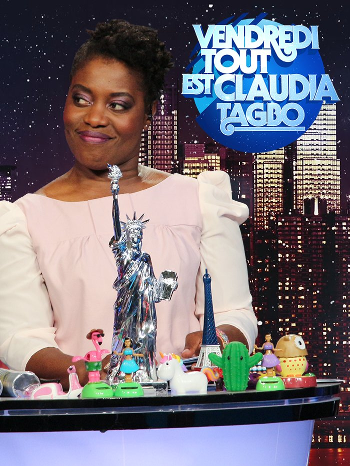 VTEP - Vendredi, tout est Claudia Tagbo