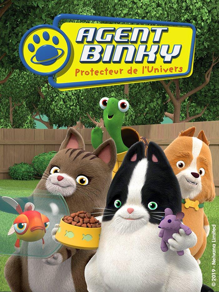 Agent Binky