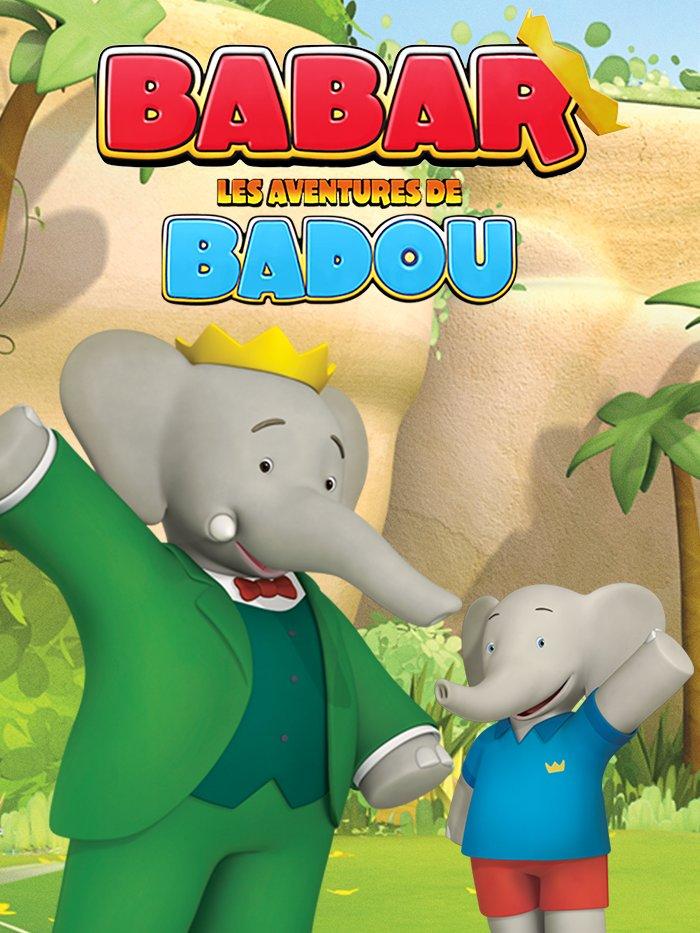 Babar et les aventures de  Badou