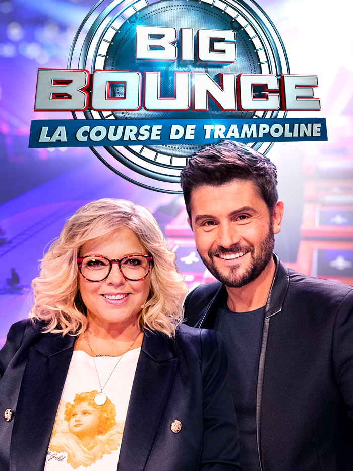 Big Bounce, la course de Trampoline