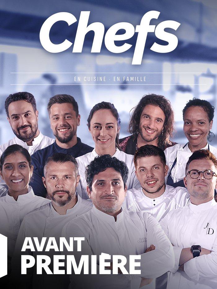 Chefs - En cuisine et en famille