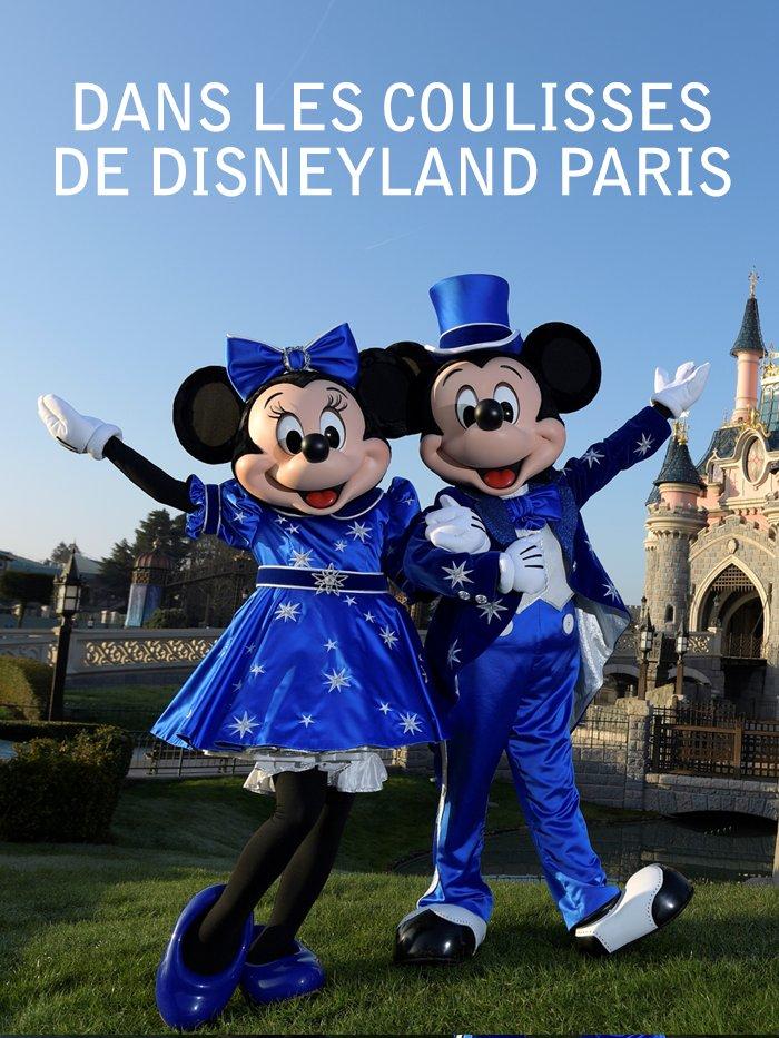 Dans les coulisses de Disneyland