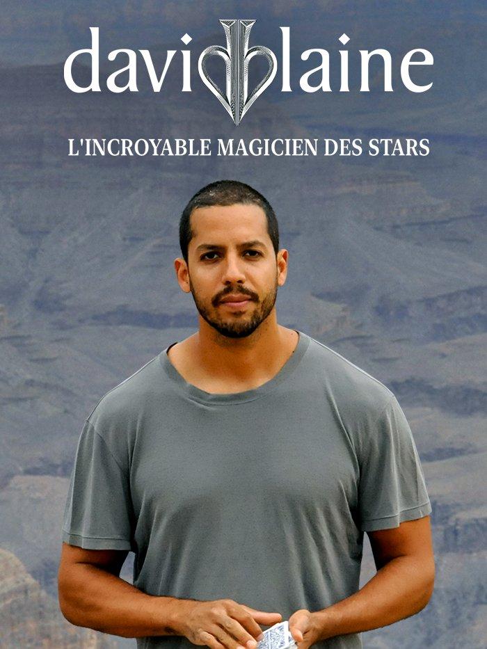 David Blaine : L'incroyable magicien des stars
