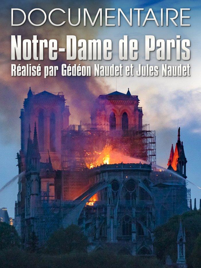 Notre-Dame de Paris des Frères Naudet