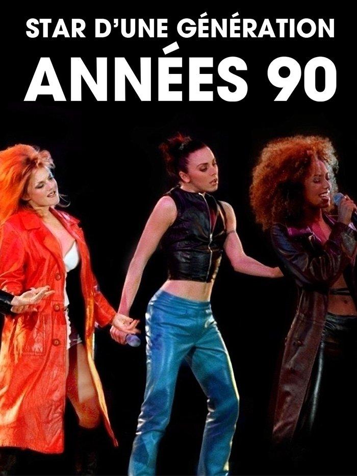 Stars d'une génération : années 90