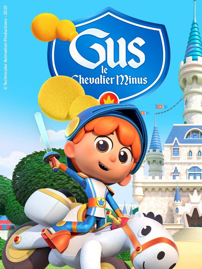 Gus le Chevalier Minus