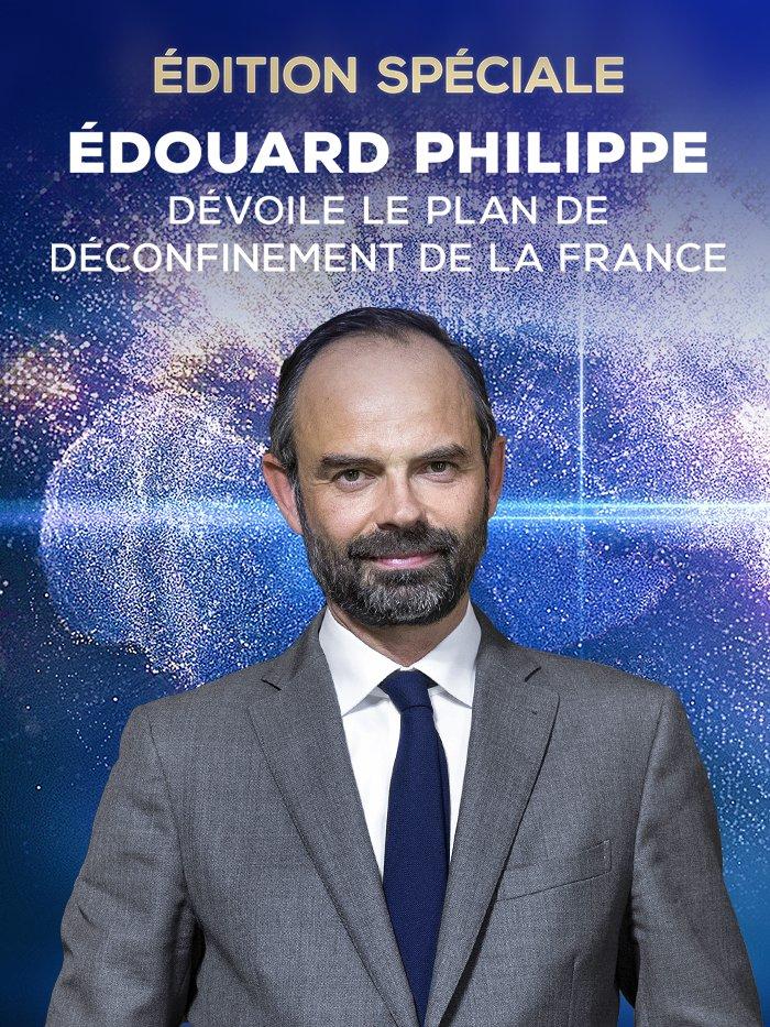 Déconfinement : conférence de presse d'Edouard Philippe