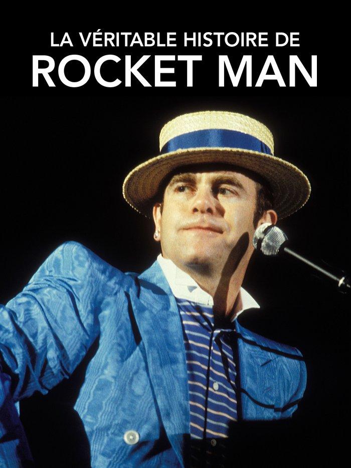 Elton John : la véritable histoire de Rocketman