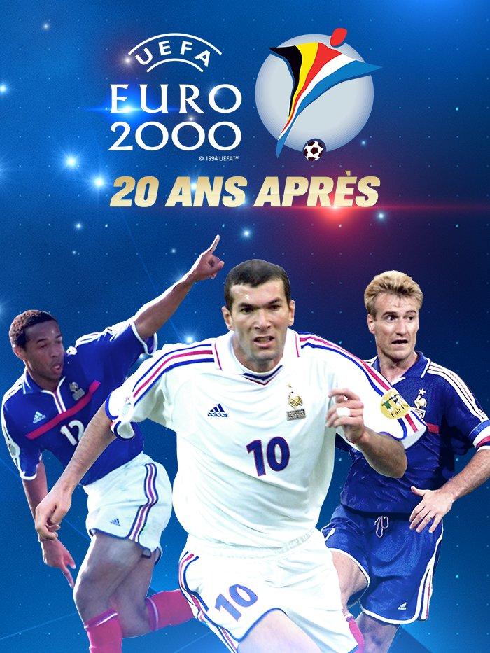 L'équipe de France ( EURO2000 )