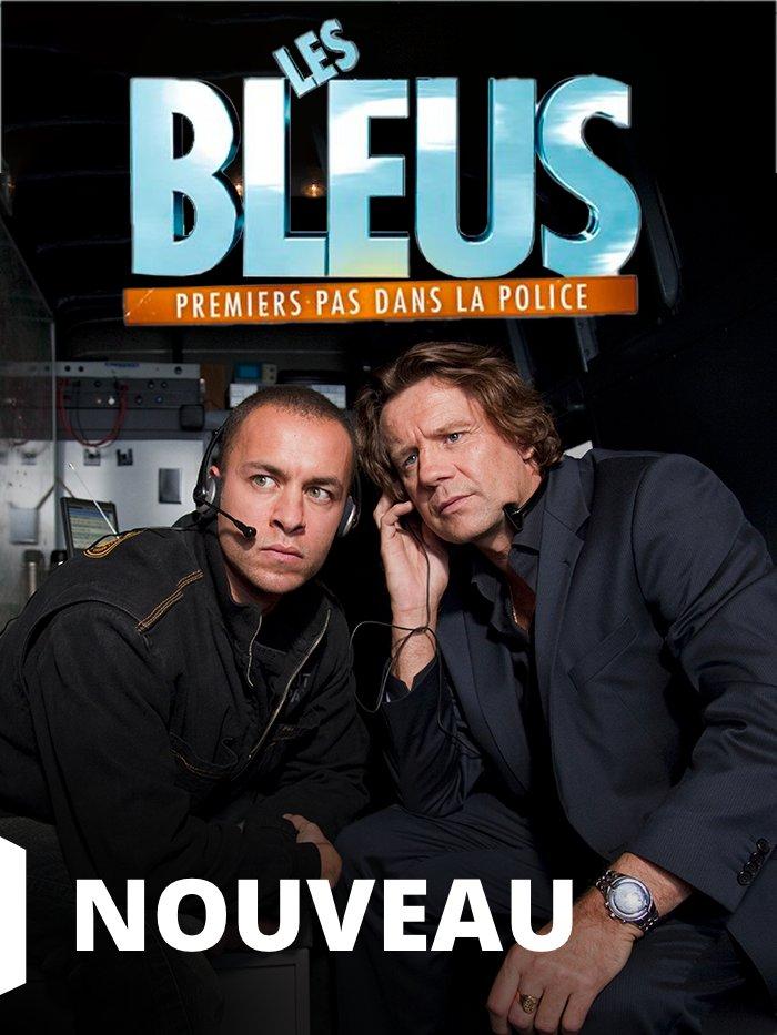 Les Bleus, premiers pas dans la police