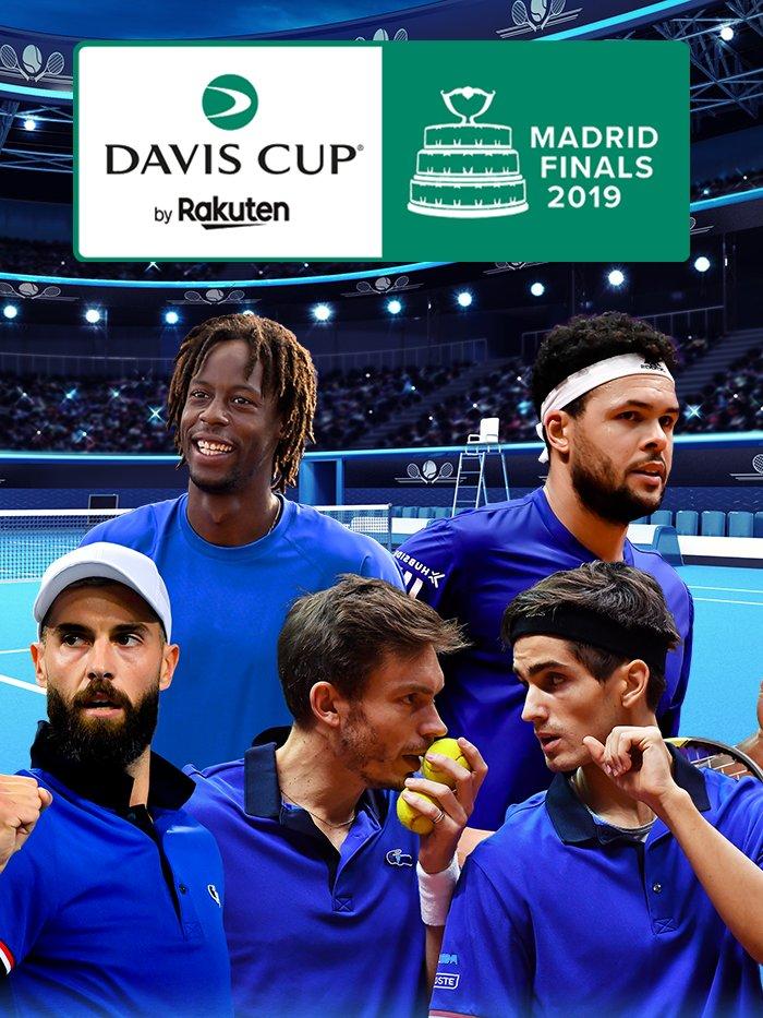 Coupe Davis 2019