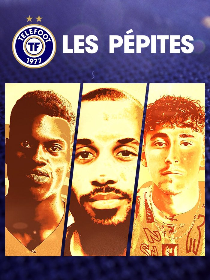 Téléfoot - Les Pépites