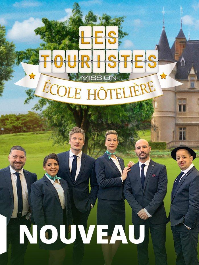 Les Touristes : Mission Ecole Hôtelière
