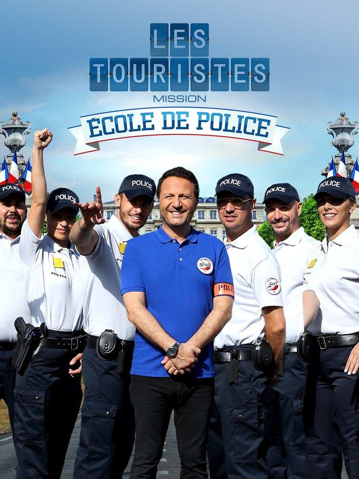 Les Touristes : Mission école de police