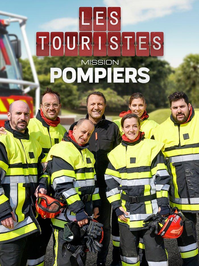 Les Touristes : Mission Pompiers