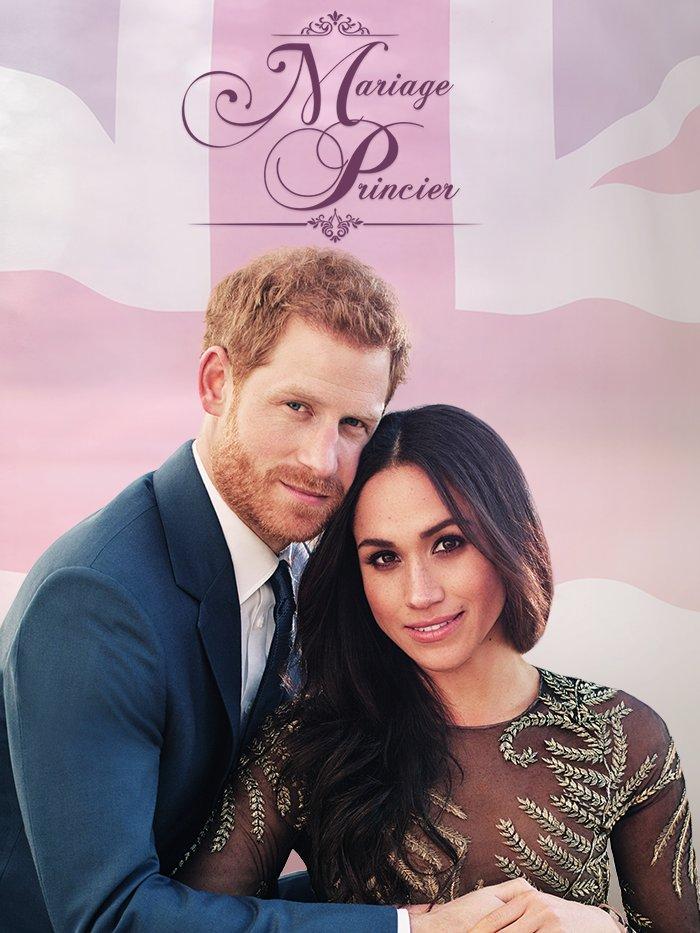 Le mariage du Prince Harry et Meghan Markle