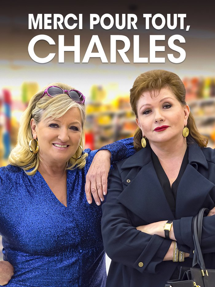 Merci pour tout, Charles