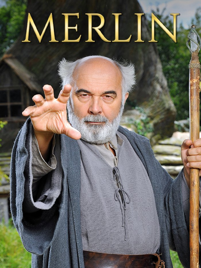 Merlin : l'enchanteur