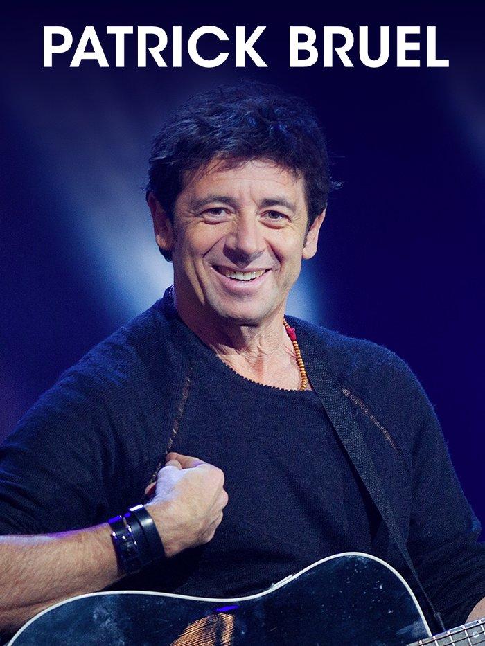 Patrick Bruel, le concert