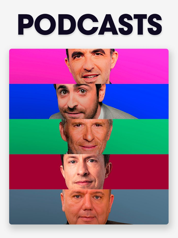 Podcast TF1