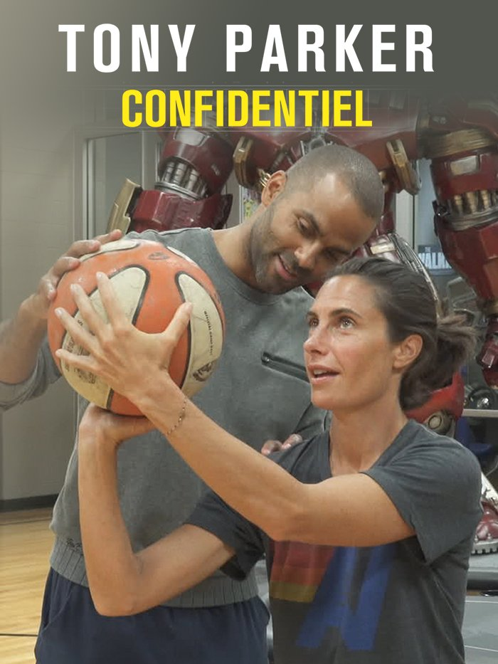 Tony Parker Confidentiel