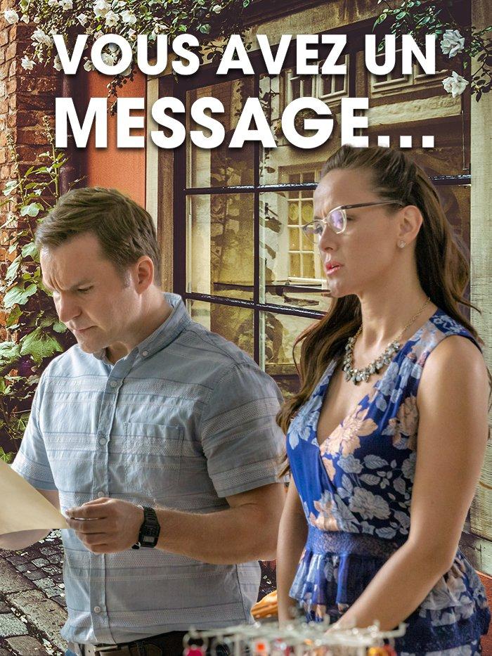 Vous avez un message...