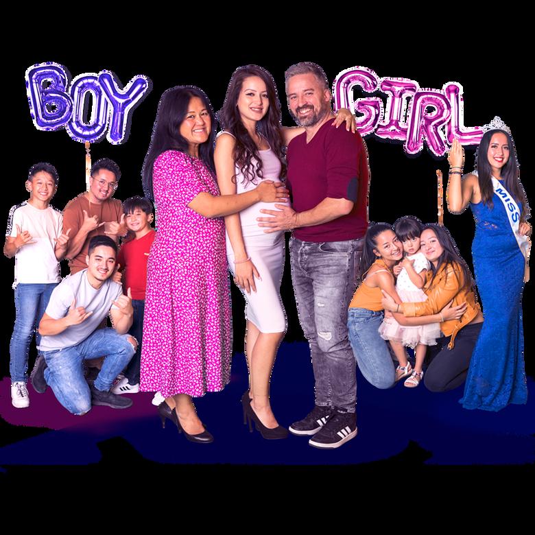 premier plan Familles nombreuses : la vie en XXL