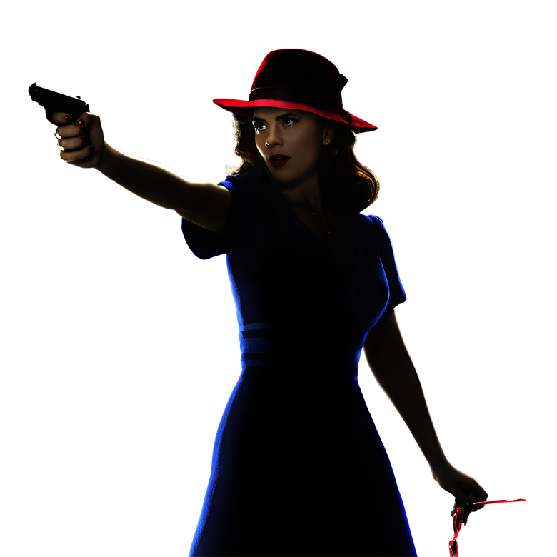 premier plan Marvel : Agent Carter