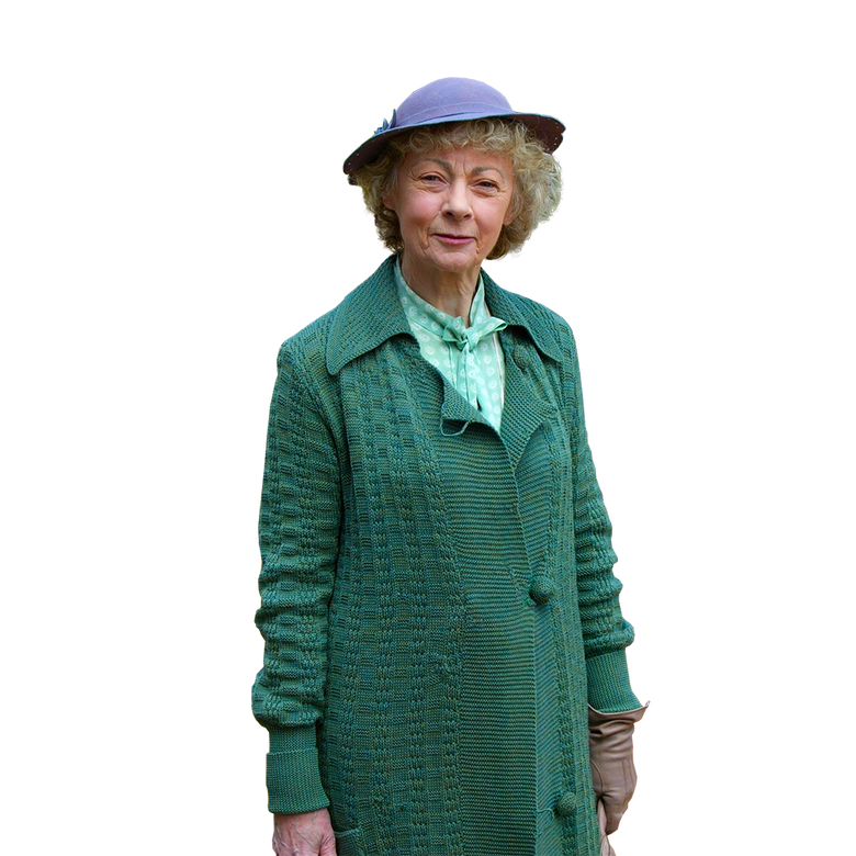 premier plan Miss Marple
