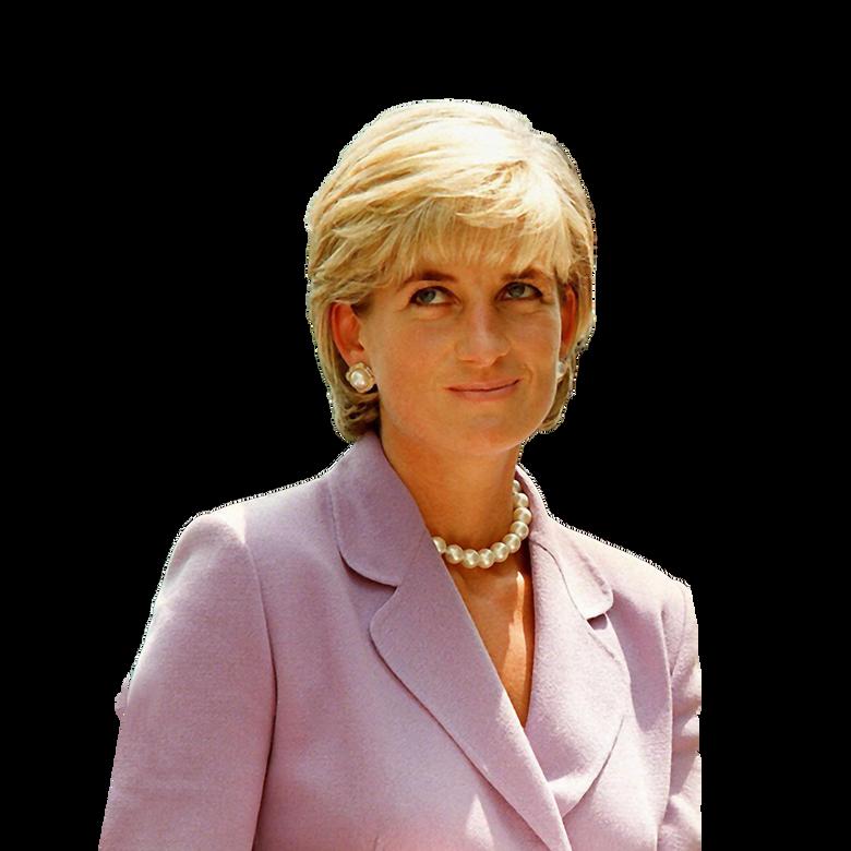 premier plan Diana : l'envers de la couronne