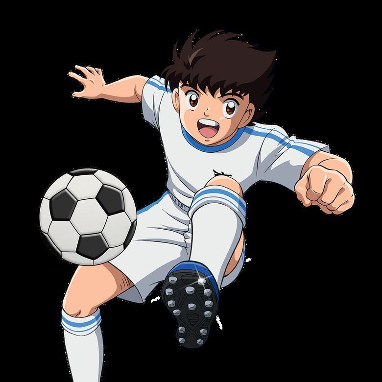 premier plan Captain Tsubasa