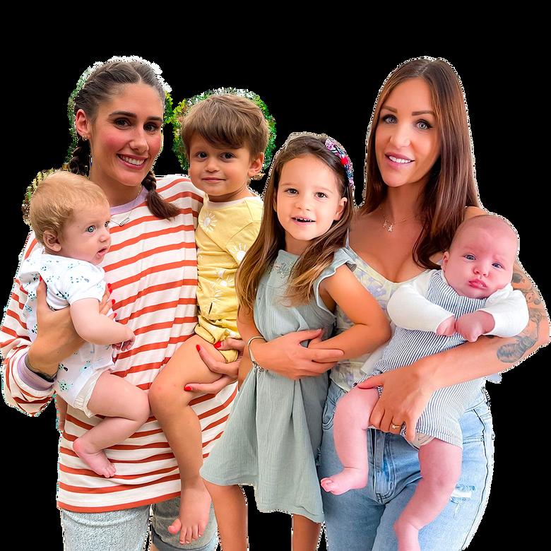 premier plan Mamans et célèbres