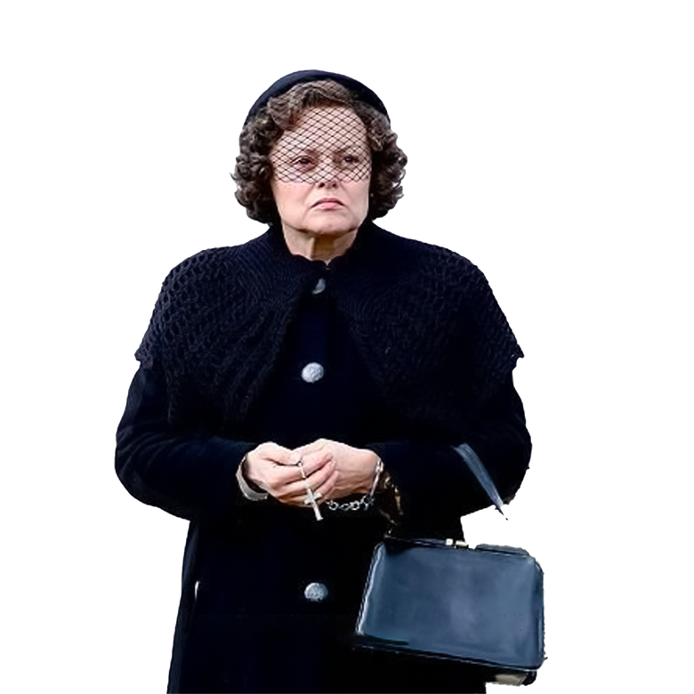 premier plan Marie Besnard, l'empoisonneuse