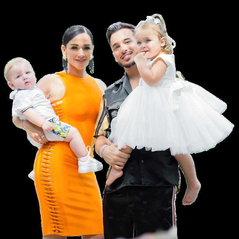 premier plan JLC Family : La famille avant tout
