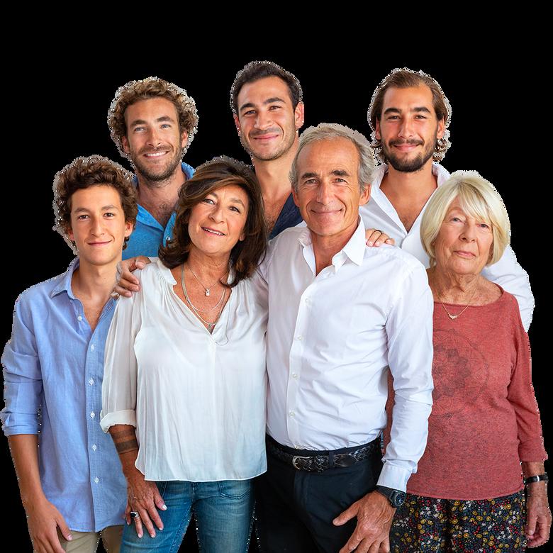premier plan L'Agence - L'immobilier de luxe en famille