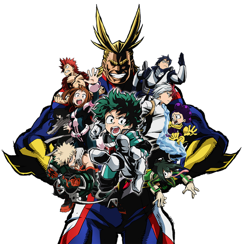premier plan My Hero Academia