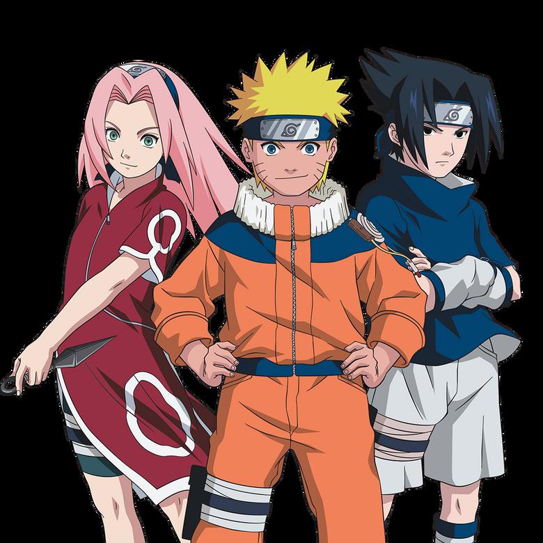 premier plan Naruto