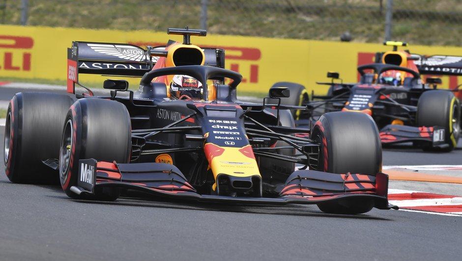 GP de Hongrie : Verstappen décroche la première pole de sa carrière devant Bottas et Hamilton