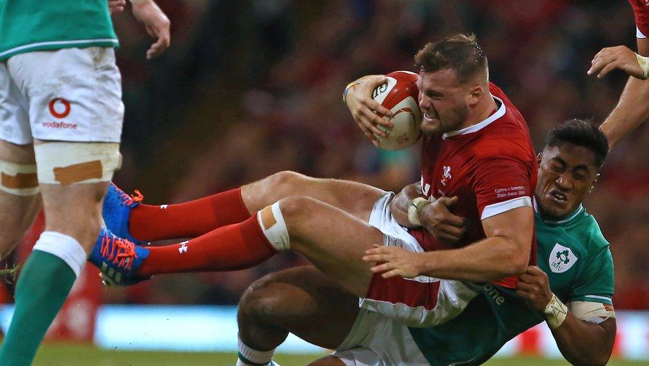 Pays de Galles : Owen Lane remplace Josh Navidi