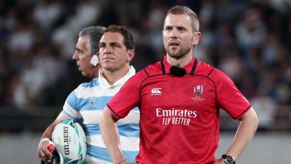 World Rugby critique envers l'arbitrage du premier week-end !