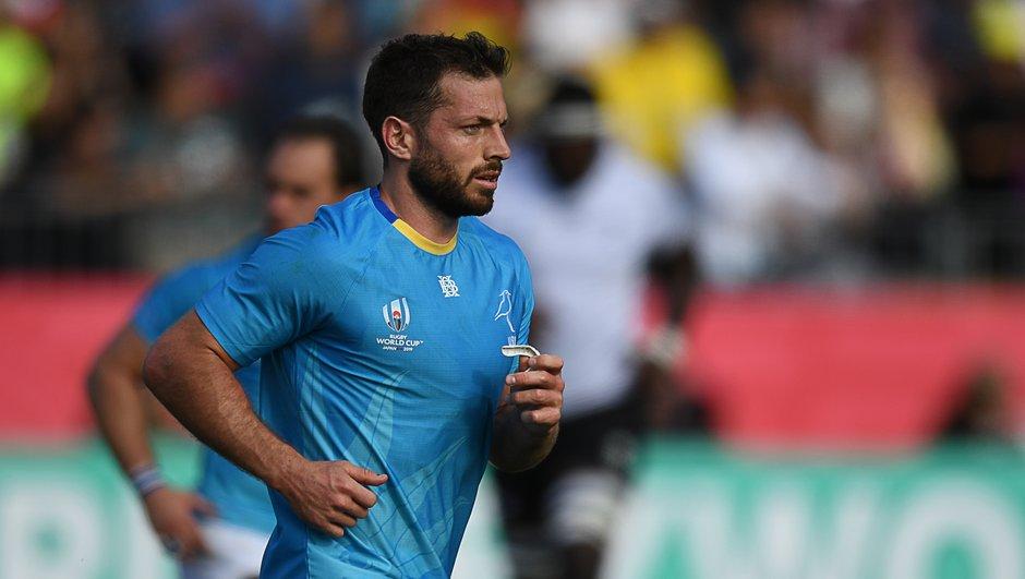 L'Uruguay savoure sa victoire contre les Fidji