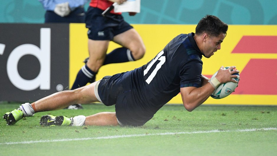 L'Écosse assure l'essentiel péniblement face aux Samoa (34-0)