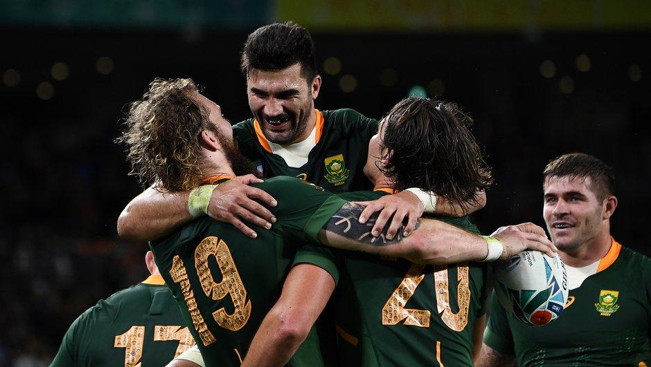 L'Afrique du Sud étrille l'Italie (49-3)