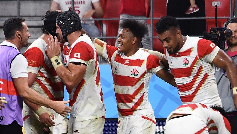 Le Japon prend le bonus offensif face à de modestes Samoa (38-19)