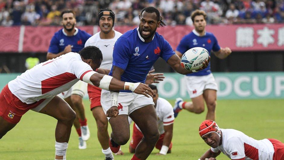 La France se qualifie dans la douleur en battant les Tonga (23-21)