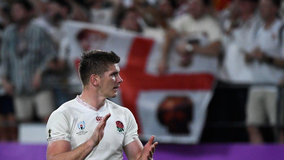L'Angleterre clinique écrase l'Australie (40-16)