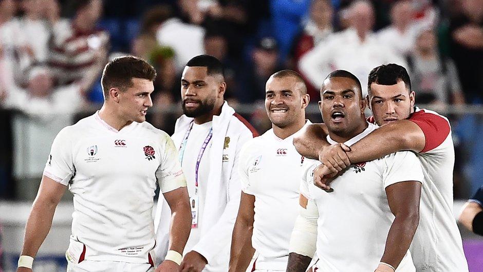 L'Angleterre grimpe au premier rang mondial